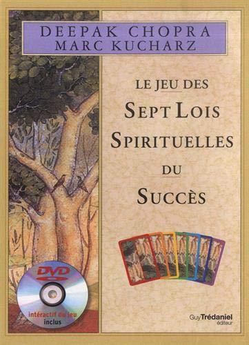 JEU DES SEPT LOIS SPIRITUELLES DU SUCCES (LE)