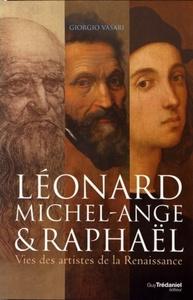 LEONARD, MICHEL-ANGE ET RAPHAEL
