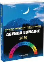 AGENDA LUNAIRE 2020 (POCHE)