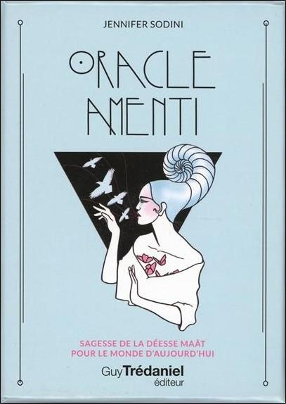 ORACLE AMENTI - CARTES