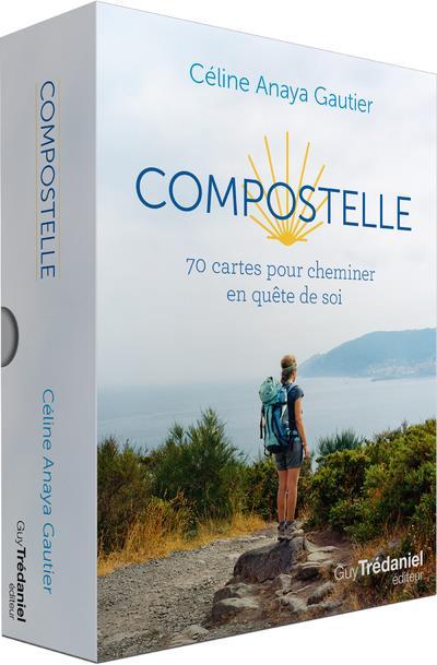 COMPOSTELLE - 70 CARTES POUR CHEMINER EN QUETE DE SOI