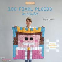 100 PIXELS PLAIDS AU CROCHET