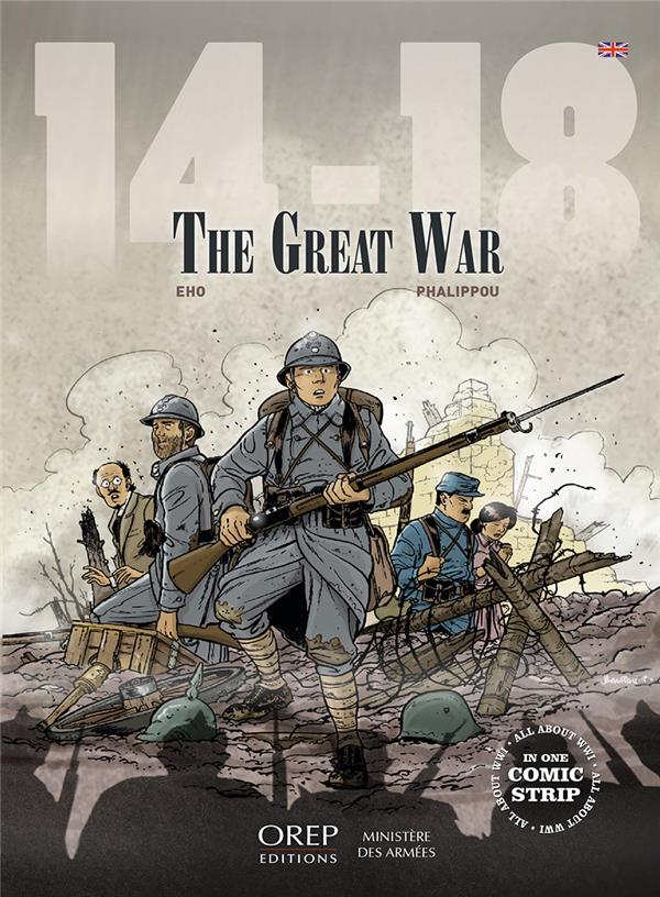 14-18 : THE GREAT WAR