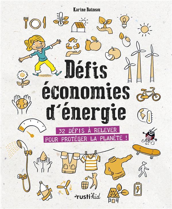 DEFIS ECONOMIES D'ENERGIE