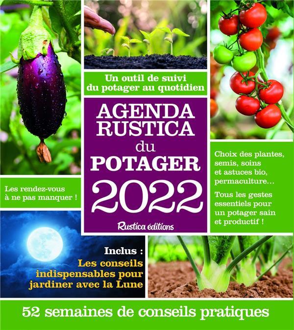 AGENDA RUSTICA DU POTAGER 2022