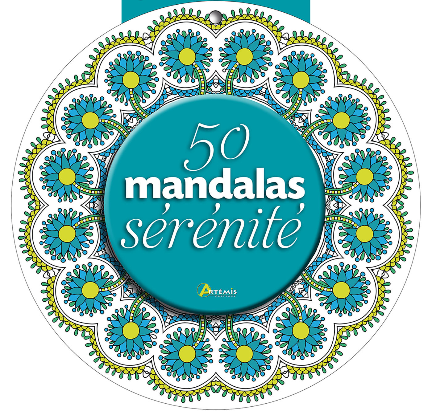 50 MANDALAS SERENITE