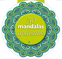 50 MANDALAS APAISANTS