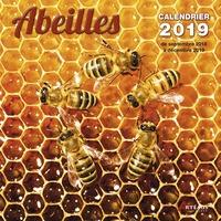 CALENDRIER ABEILLES 2019