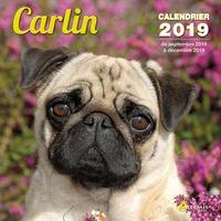 CALENDRIER CARLIN 2019