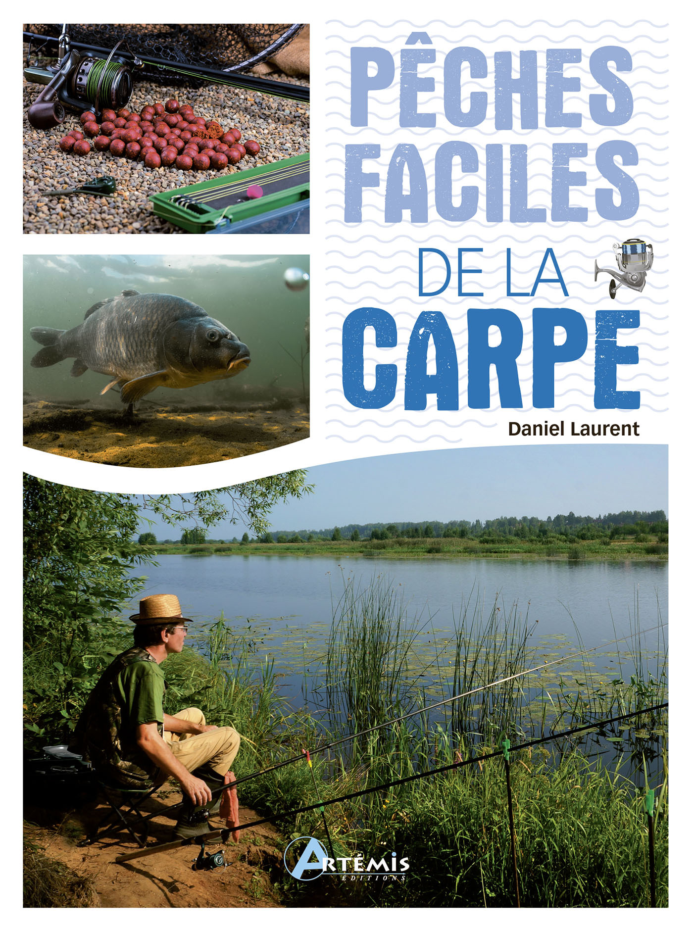 PECHES FACILES DE LA CARPE