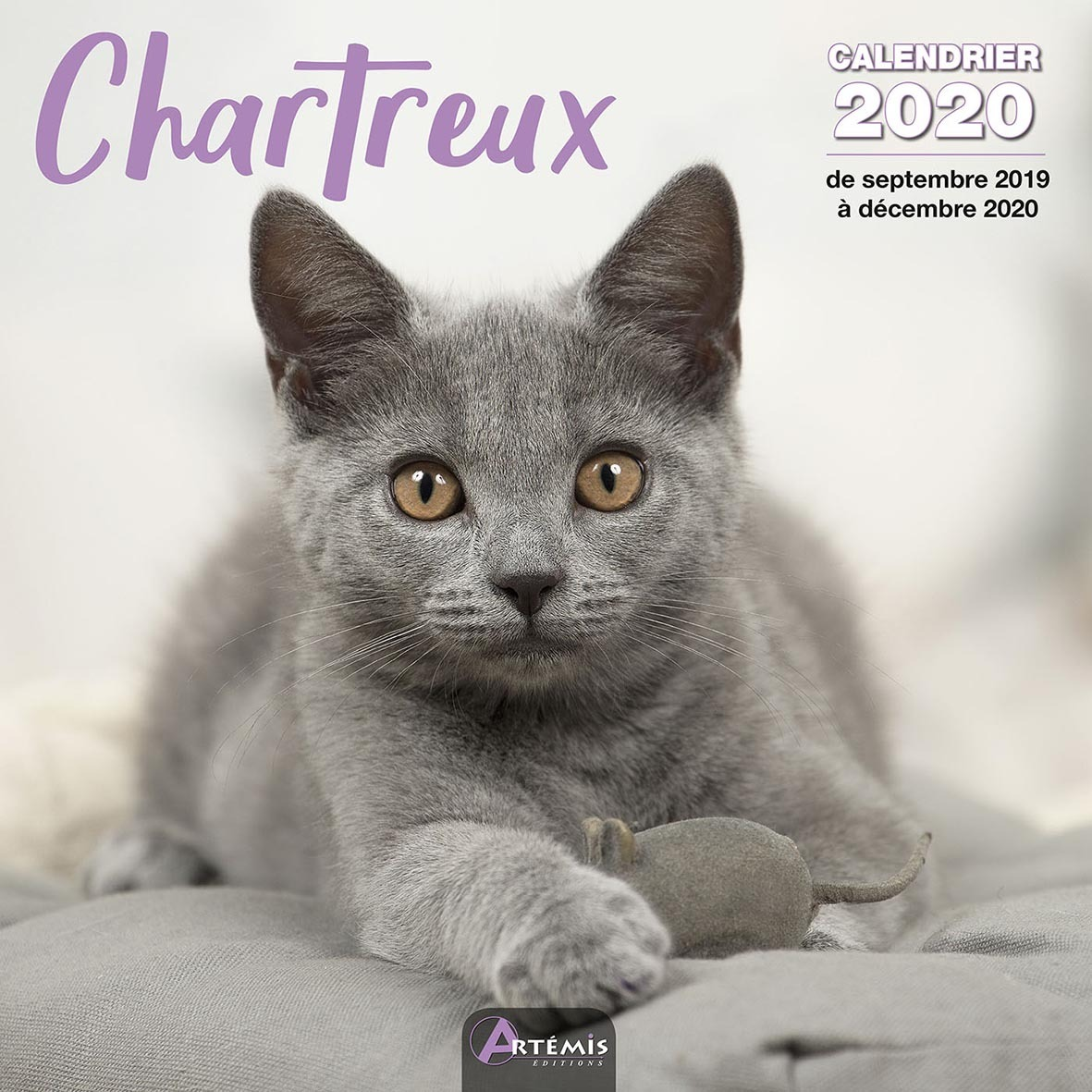 CALENDRIER CHARTREUX (2020)