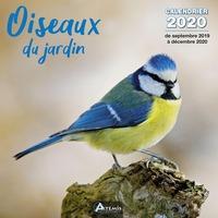 CALENDRIER OISEAUX DU JARDIN 2020