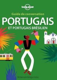 GUIDE DE CONVERSATION PORTUGAIS ET PORTUGAIS BRESILIEN 6ED