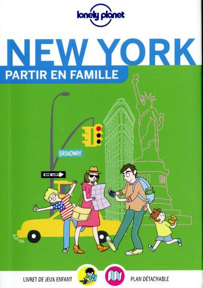 New-york partir en famille 5ed