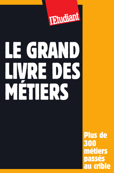 LE GRAND LIVRE DES METIERS