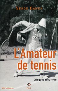 AMATEUR DE TENNIS