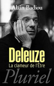 """DELEUZE - """"LA CLAMEUR DE L'ETRE"""""""