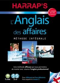 HARRAP'S METHODE INTEGRALE ANGLAIS DES AFFAIRES 2 CD + LIVRE