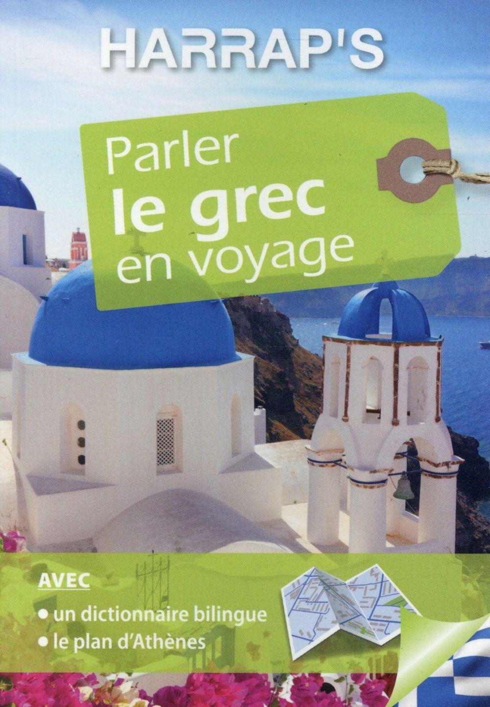 PARLER LE GREC EN VOYAGE