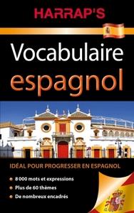 HARRAP'S VOCABULAIRE ESPAGNOL