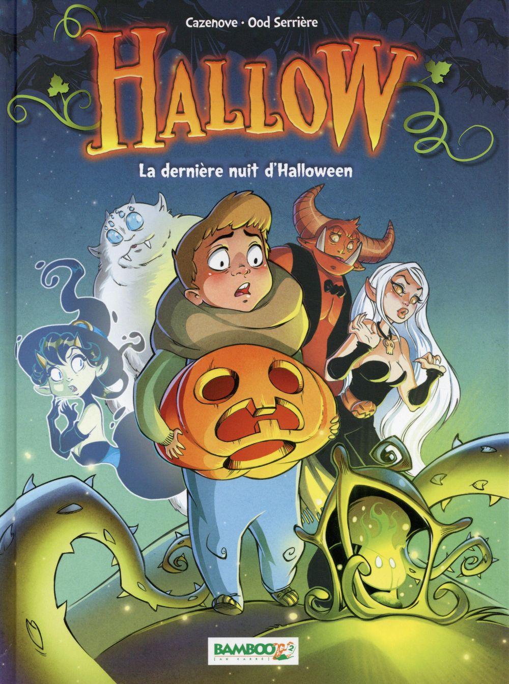 HALLOW - TOME 1