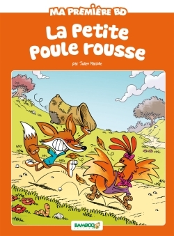 LA PETITE POULE ROUSSE - T01 - LA PETITE POULE ROUSSE TOP HUMOUR 2017