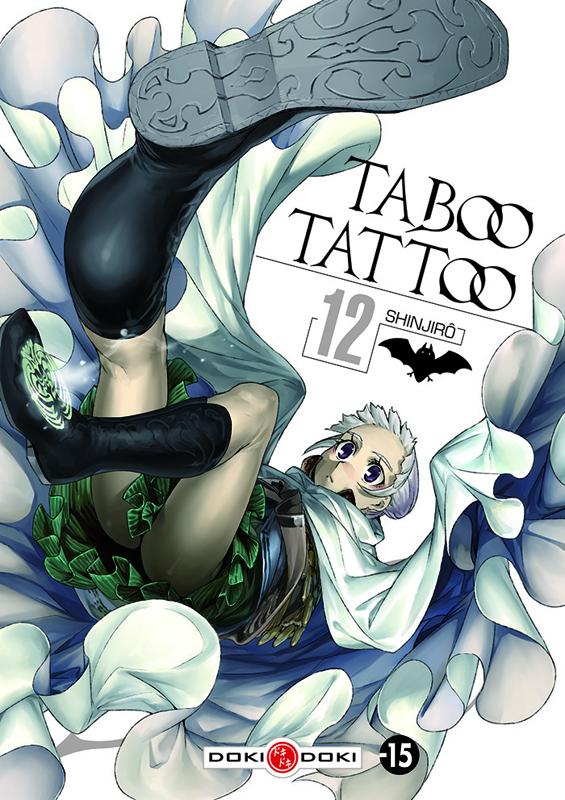 TABOO TATTOO - T12 - TABOO TATTOO - VOLUME 12