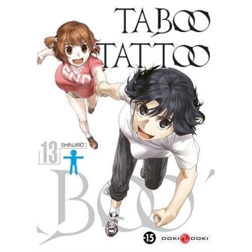 TABOO TATTOO - T13 - TABOO TATTOO - VOLUME 13