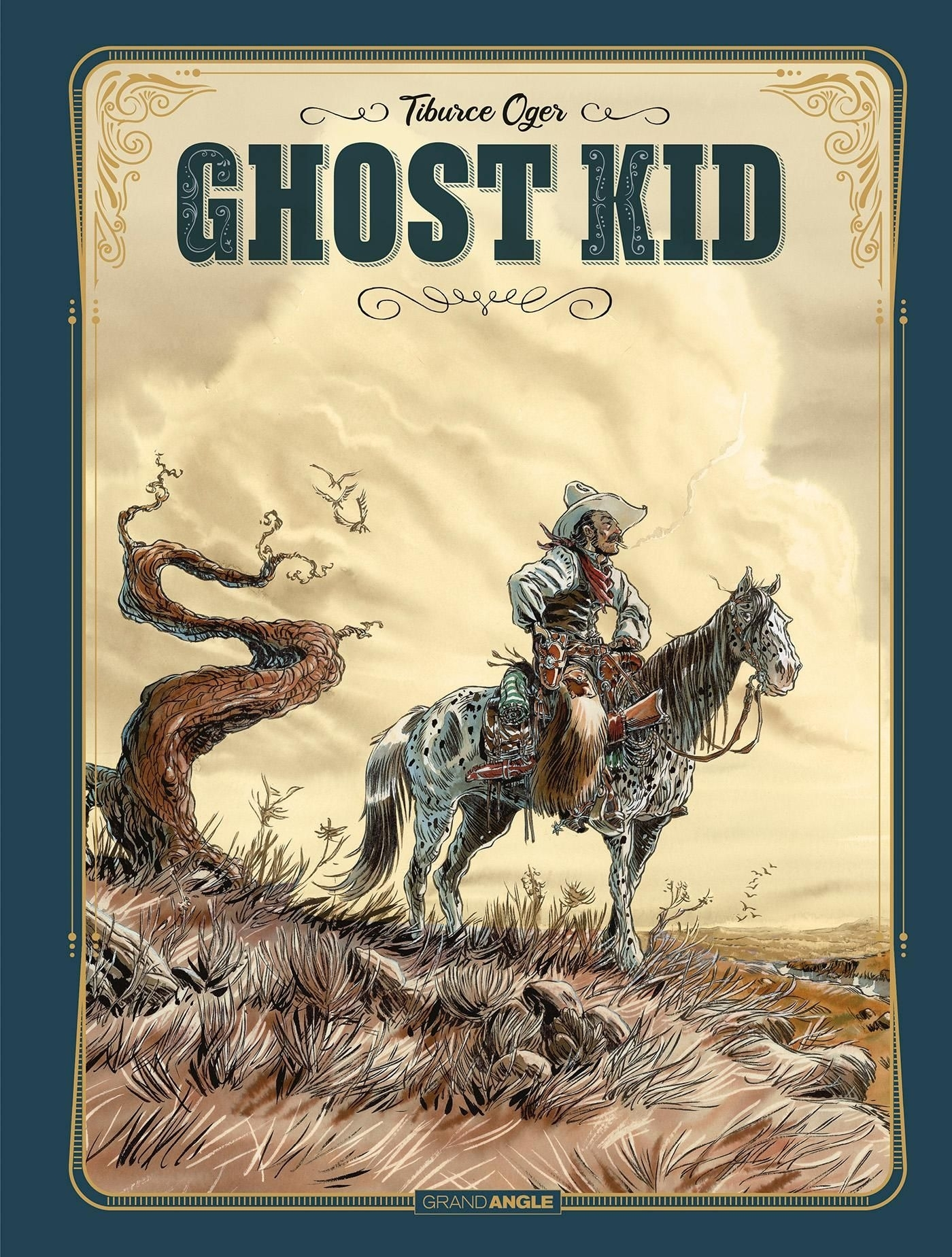 GHOST KID - HISTOIRE COMPLETE