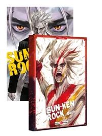 SUN-KEN ROCK - VOL. 01 + CARNET