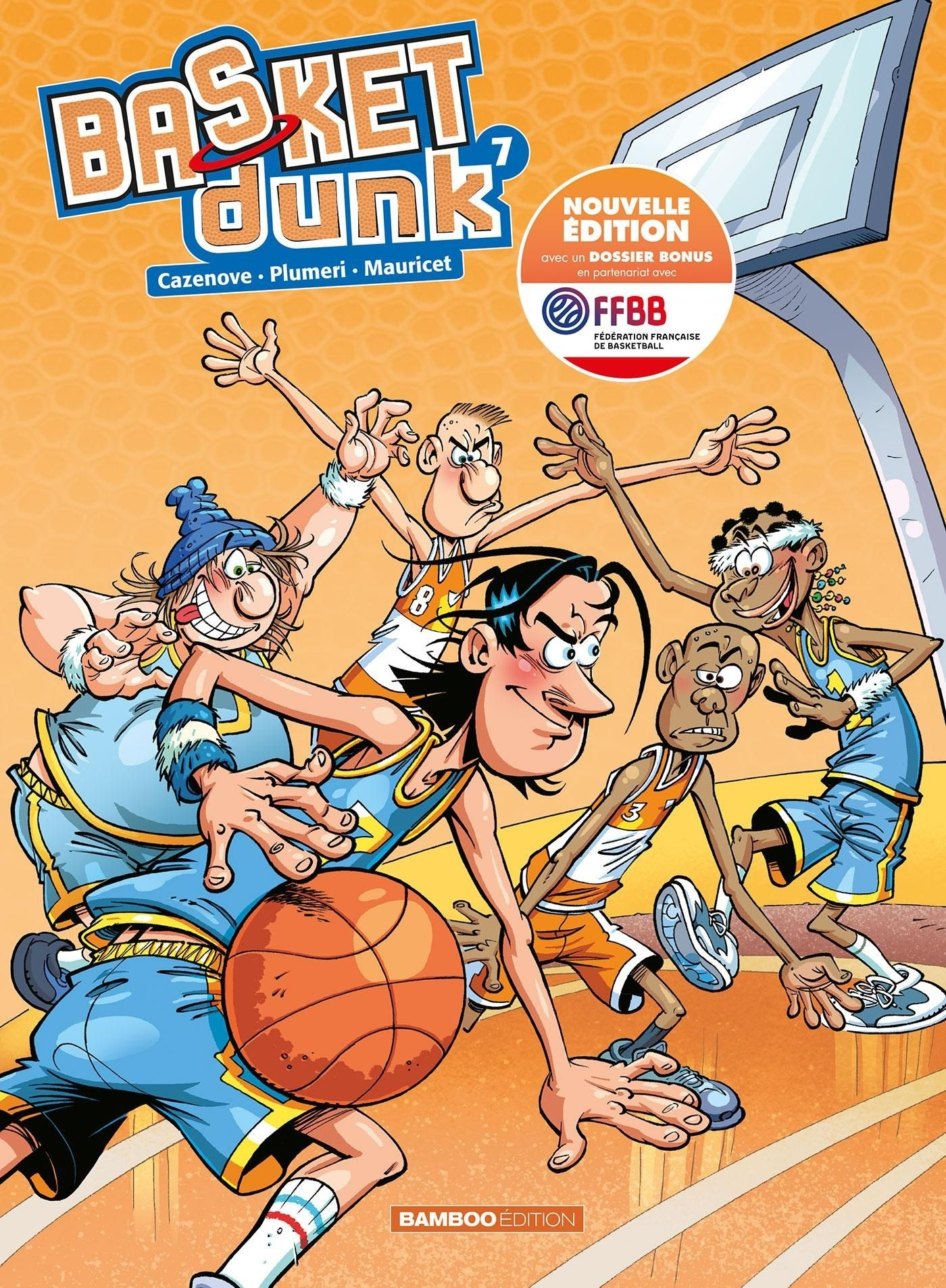 BASKET DUNK - TOME 07 - NOUVELLE EDITION