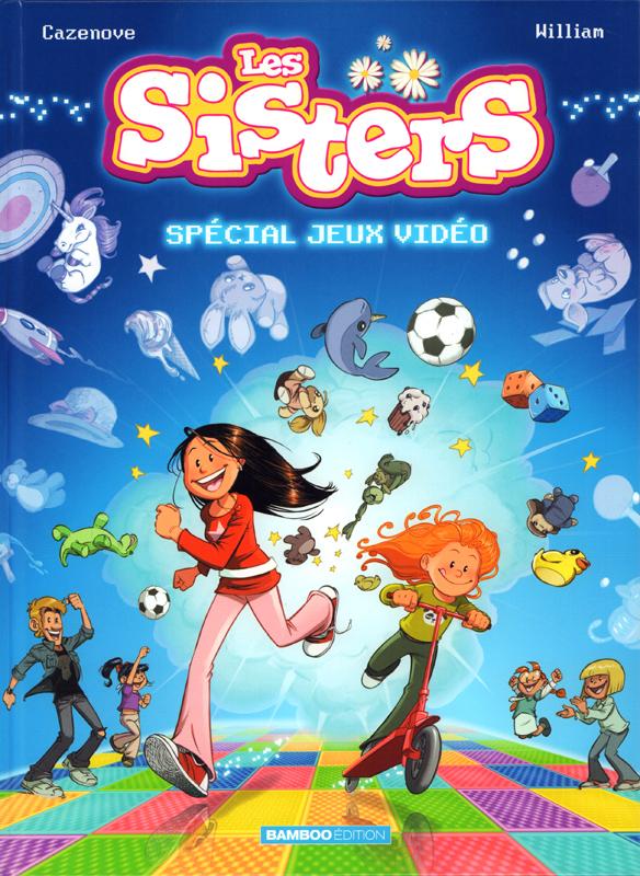 Sisters (les) - les sisters - special jeux video