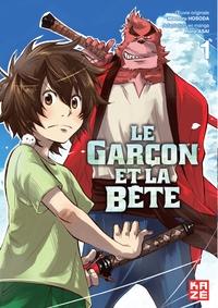 LE GARCON ET LA BETE T01