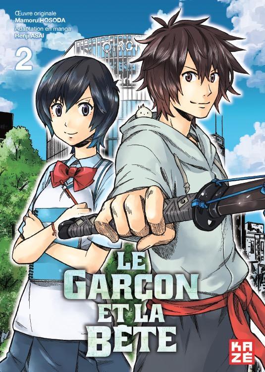 LE GARCON ET LA BETE T02