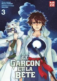 LE GARCON ET LA BETE T03