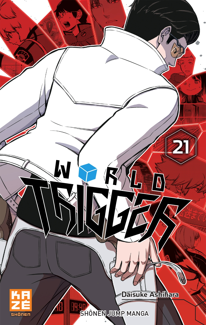 WORLD TRIGGER T21