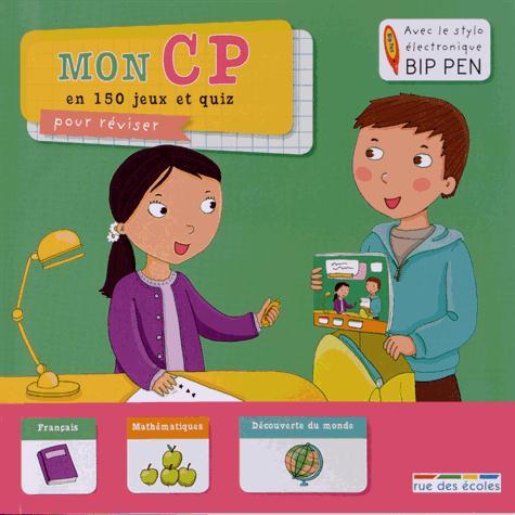 MON CP EN 150 JEUX ET QUIZ