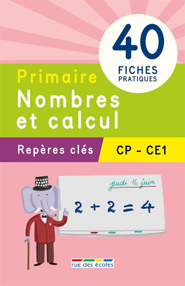 NOMBRES ET CALCUL CP CE1