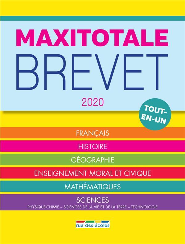 BREVET 2020 TOUT-EN-UN