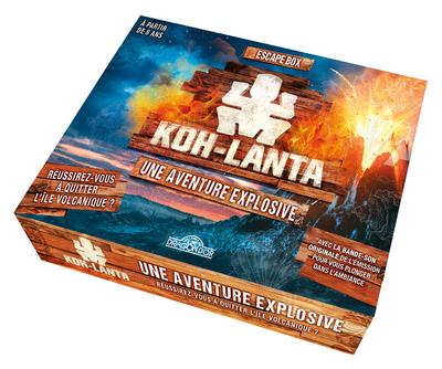 KOH-LANTA - ESCAPE BOX - UNE AVENTURE EXPLOSIVE