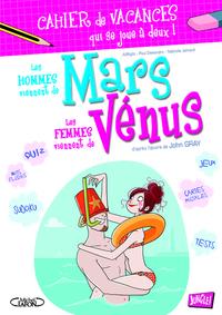 CAHIER D'ACTIVITE MARS ET VENUS SOUS LA COUETTE