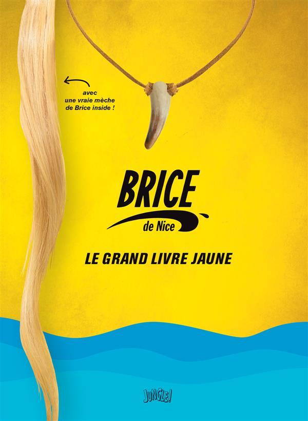 BRICE DE NICE - LE GRAND LIVRE JAUNE !