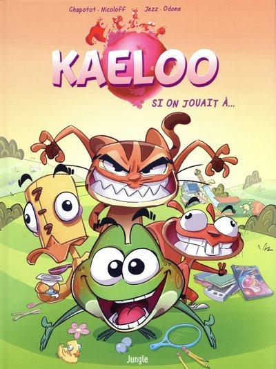 KAELOO T1 - CHAPOTOT NICOLOFF/JEZZ ODONE