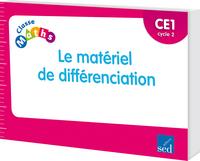 CLASSE MATHS CE1-MATERIEL POUR 6 ELEVES