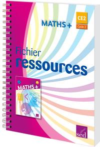 FICHIER RESSOURCES MATHS + CE2 2016