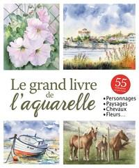 LE GRAND LIVRE DE L'AQUARELLE