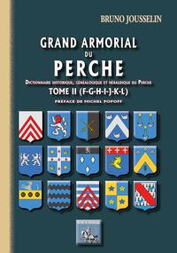 GRAND ARMORIAL DU PERCHE TOMEII