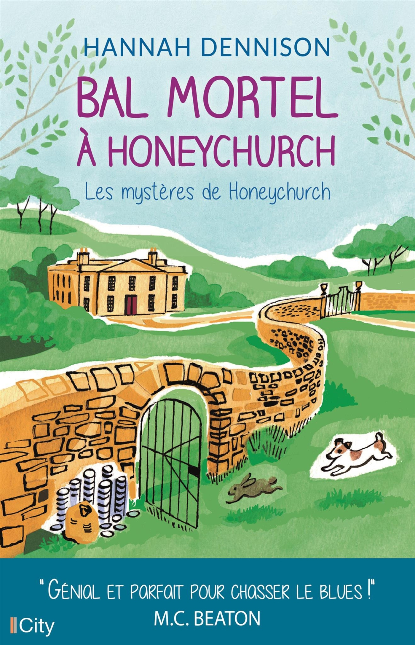 BAL MORTEL A HONEYCHURCH - LES MYSTERES DE HONEYCHURCH