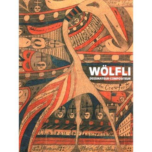 WOELFLI, DESSINATEUR-COMPOSITEUR