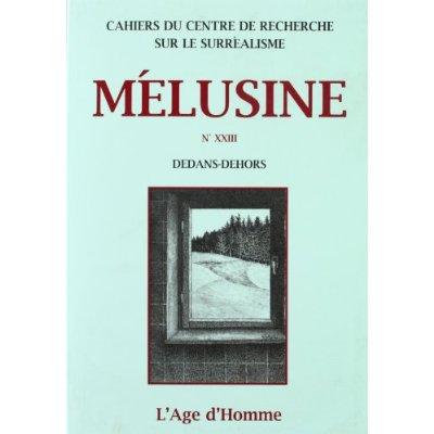 MELUSINE 23 DEDANS-DEHORS